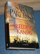 Bleeding Kansas by Sara Paretsky HC/DJ 1st *FREE SHIPPING* 9780399154058