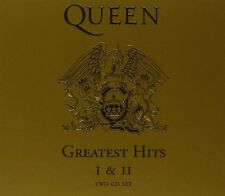 QUEEN CD - GREATEST HITS I & II [2 DISCS](1995) - NEW UNOPENED