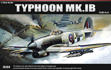 [Free Shipping] ACADEMY 1/72 Typhoon fighter-bombers MK.1B #12462