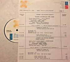 RADIO SHOW: 2/23/88 BLUE ON BLUE! BUFFALO SPRINGFIELD, VAN MORRISON, ROY ORBISON