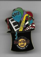 2012 Washington DC Hard Rock Cafe New Years Pin