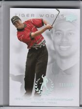2013 UPPER DECK #14 TIGER WOODS 1999 THE TOUR CHAMPIONSHIP 113/200 3225