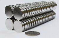 10 pcs - 18mm X 3mm DISK MAGNETS N35 Neodymium - RARE EARTH (77)