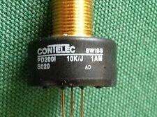 potenziometro CONTELEC PD200 10K MOMENTO TORCENTE ELEVATO (2-5 Ncm)