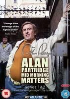 Alan Partridge: Mid Morning Matters - Series 1-2 DVD (2016) Steve Coogan cert