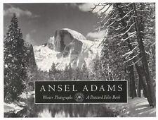 Winter Photographs: A Postcard Folio Book by Adams, Ansel