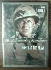 None But the Brave (DVD, 1965) WB Frank Sinatra Collection 2008 Factory Sealed