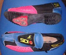 chaussures SIDI cyclistes 41 + cales pour pédales
