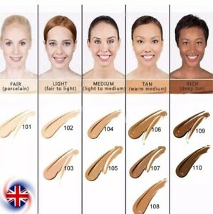❤️PHOERA® Foundation Concealer Full Coverag Makeup Matte Brighten long lasting❤️