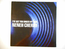 """MAXI 12"""" POP 80s  ▒ NENEH CHERRY : I'VE GOT YOU UNDER MY SKIN ( EXTENDED )"""
