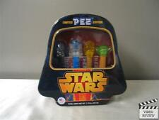 Star Wars Limited Pez Edition Gift Set Darth Vader Container