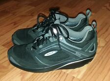 MBT Chakula GTX Womens Rocker Toning Black Shoes Gore-tex Size 39 EUR US 8 8.5