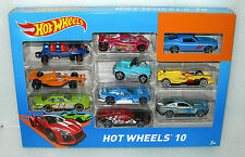 Hot Wheels 10 Car Collection Pack - NIB