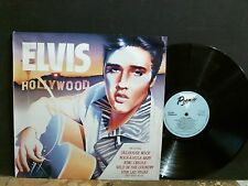 ELVIS PRESLEY  In Hollywood    LP      Lovely copy !!