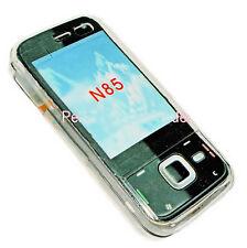 Crystal Case Cover per Cellulare Guscio Borsa TRASPARENTE PER NOKIA n85