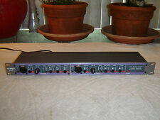 Aphex 107, Dual Channel Tube Preamp, Vintage Rack