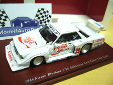 NISSAN Bluebird Turbo Gr 5 84 Coca Cola li TrueScale Highenddetail Resin 1:43