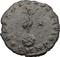 CONSTANTIUS II Constantine the Great son Ancient Roman Coin Phoenix   i32480