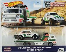 Hot Wheels 2020 Car Culture Team Transport VW Baja Bug Wide Open Truck