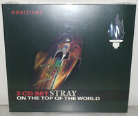 2 CD STRAY - ON THE TOP OF THE WORLD - NUOVO NEW