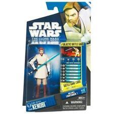 Star wars clone wars FIGURINE: (40) Obi-wan kenobi