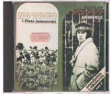 CZESLAW NIEMEN I AKWARELE NO TO CO PIOTR JANCZERSKI 1991 CD ALCOM
