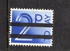 GB 1982 2p Postage Due School Training Stamp 2 Bar MNH