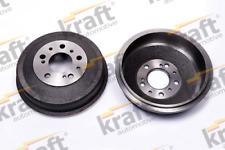 2x Bremstrommel für Bremsanlage KRAFT AUTOMOTIVE 6065900