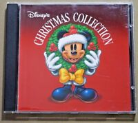 Disney's Christmas Collection music CD holiday hit songs Mickey Donald Duck