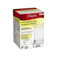 Playtex Drop-Ins Pre-Sterilized Diposable Liners, 4 oz 100 ea