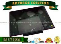 """New Dell OEM Inspiron 7566 7567 15.6"""" Touchscreen FHD LCD Display Assembly 00K56"""
