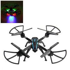 2.4GHz 6 Eje RC Cuadricóptero Drone Negro con Cámara Wifi FPV 4CH SHENGKAI D20W