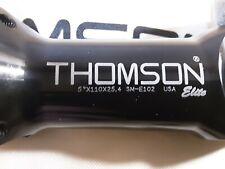 Thomson elite stem 5 degree, 110mm, 25.4 great shape