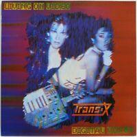 TRANS-X / LIVING ON VIDEO / DIGITAL WORLD / DISCO / POLYDOR JAPAN 45RPM