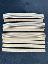 Replacement Habitat Bed Slats Sprung Wooden Bed 74cm Length 5.3cm Width