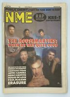 NME 21 May 1988 Housemartins Public Enemy Aztec Camera Nanci Griffith Erasure