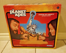SDCC 2018 Super7 Exclusive PLANET OF THE APES STATUE OF LIBERTY PLAYSET ReAction