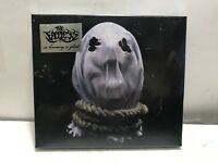The Faceless In Becoming a Ghost CD Sumerian Records Sealed with Slipcover NEW!