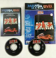 Coffret 2 DVD VF  avec livret   Akira   Katsuhiro Otomo    Envoi rapide et suivi