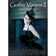 GOTHIC VISION VOL. 2 DVD-AUDIO+CD NEW+
