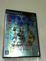 PS2 Kingdom Hearts Final Mix+ PlayStation 2 Japan
