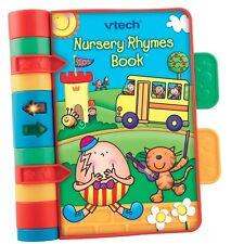 Interactive Kids Vtech Baby Nursery Rhyme toy Music Book