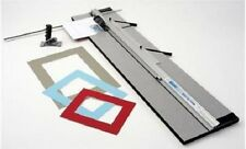 Mat Cutter Picture Frame Framing Cutting Tool Craft Bevel 5 Extra Blades Home