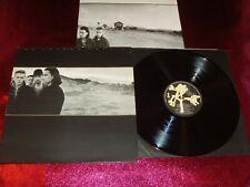 U2 - THE JOSHUA TREE - LP EX+/N.MINT/U26/POSI 5 POSI 3/1987 IRELAND