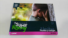 THE MANUAL OF SUPER NANNY REWARDS AND PUNISHMENTS VOLUME 7 BOOK + DVD SERIES TV