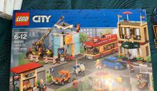 NEW LEGO City Capital City Set 60200 Museum Hotel Bus Ice Cream Truck Crane