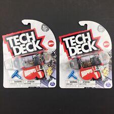 LOT of 2 ULTRA RARE Tech Deck Fingerboards - HOPPS skateboards