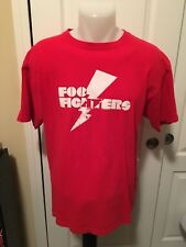Foo Fighters Shirt Size Large Nirvana Dave Grohl Queens Of The Stone Age