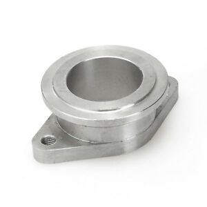 Stainless steel 38mm 2bolt to 44mm V-band MV-R vband Wastegate Adapter Flange