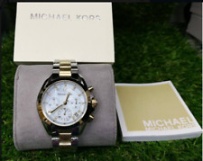 Authentic BrandNew Pawnable Michael Kors  MK Brad Stones Watch